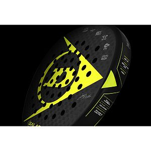 Dunlop  Padel Kinesis Elite Yellow