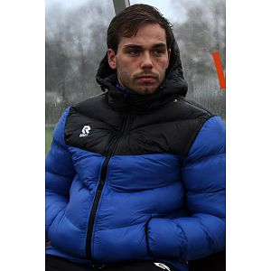 Robey padded jacket royal SR