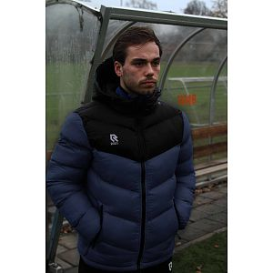 Robey padded jacket navy SR