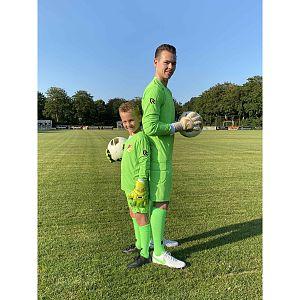 Robey goalkeeper Catch
