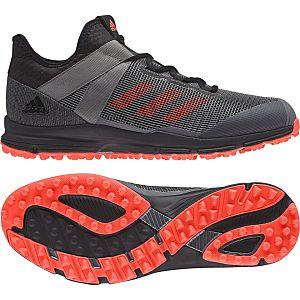 Adidas Zone Dox 1.9S Zwart-Rood