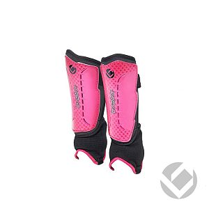 Brabo Shinguard F4 Metalic Pink
