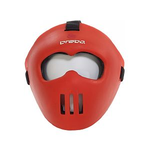 Brabo Face Mask Red