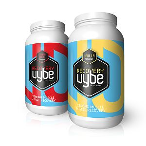 Vybe Recovery Strawberry