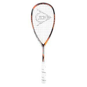 Dunlop Hyperfibre + revelation squash racket