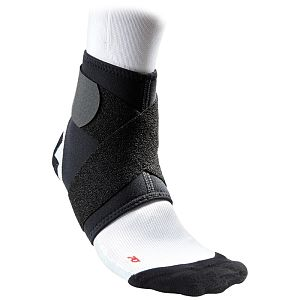 Mac David ankle sleeve met strap