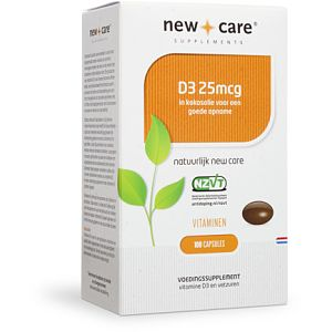 New Care D3 25 mg